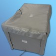 Rectangular insulated box shape coverh