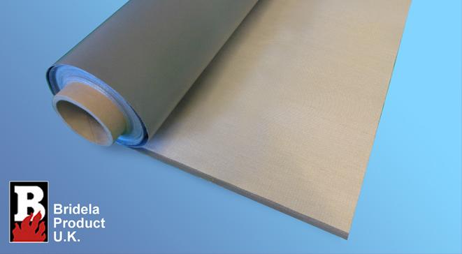 PTFE Coated Glass Fibre Fabric | Coated Fabrics | IC